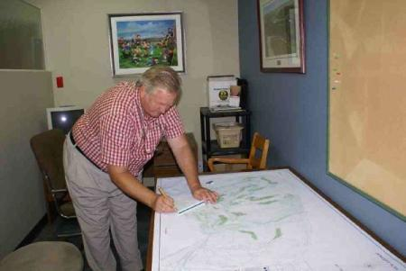 Canmore's Les Furber Continues to Get Work in Western Canada