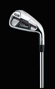 More forgiving, less filling: Titleist's new AP1s are slightly smaller than the previous model.