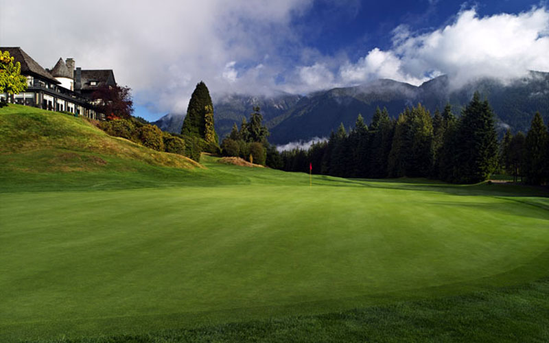 One of Canada's great closing holes, the finishing par 5 at Capilano is epic in every regard.