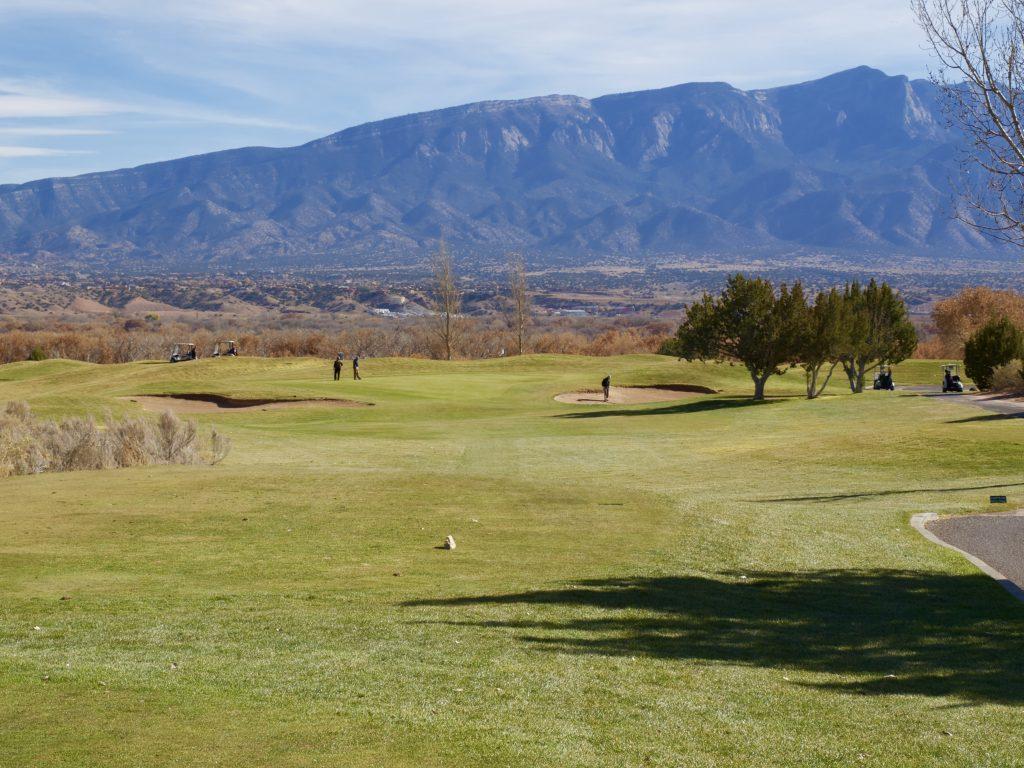 Santa Ana Golf Club - Albuquerque, New Mexico